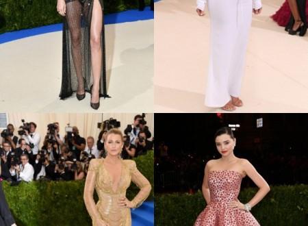Calendrier de mode du Met Gala 2017