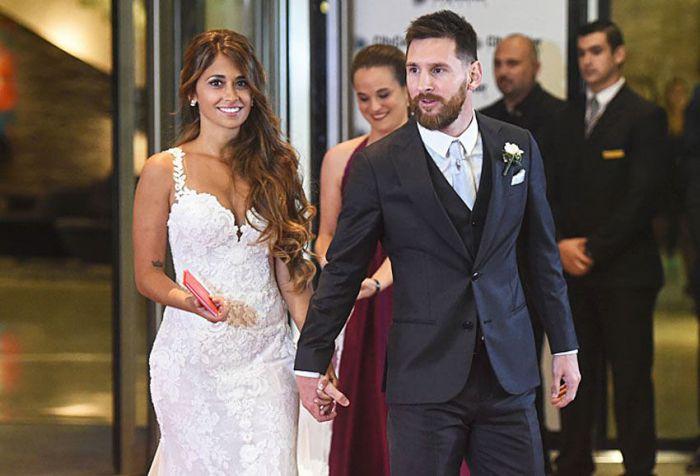 Leo Messi & Antonela Roccuzzo