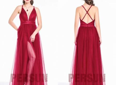 Robe de mariée fendue – soyez une mariée sexy!