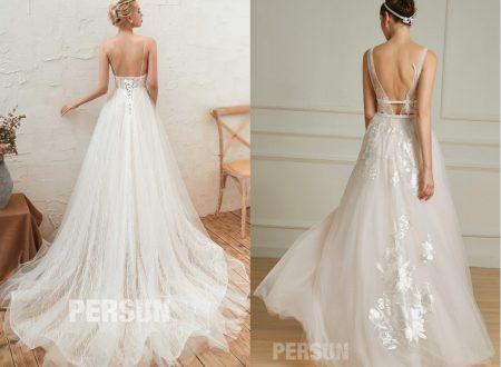Pourquoi ne pas choisir une robe de mariée sexy?