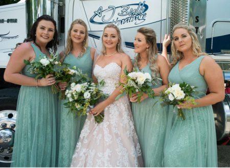 Le rôle et le protocole des demoiselles d'honneur lors d'un mariage