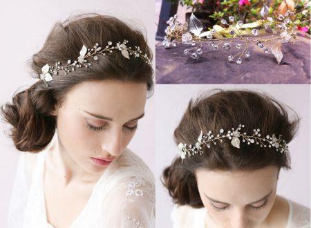 Étape par étape vers les accessoires de mariée parfaits