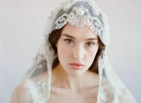 Comment être élégante avec le voile de mariage