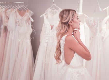 3 conseils pour vous aider à choisir votre robe de mariée